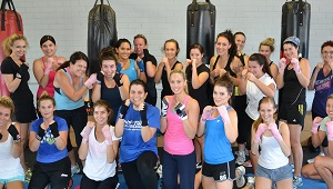 Box and burn-Premier Boxing Club